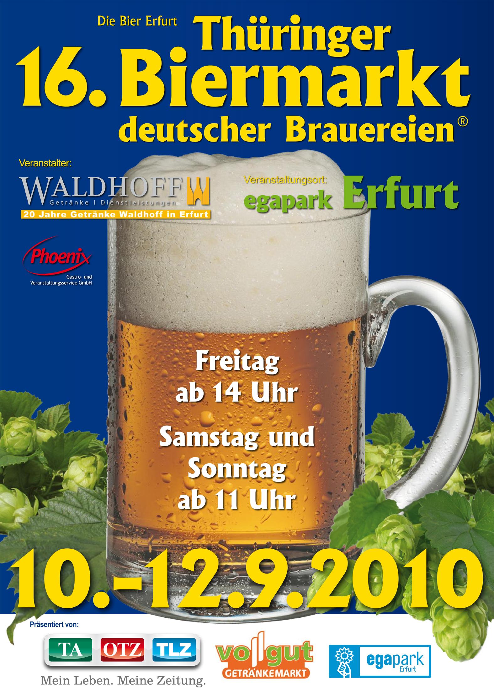 16. Biermarkt